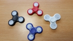 Finger Hand Spinner LED, vers. Farben, Hand Spinner